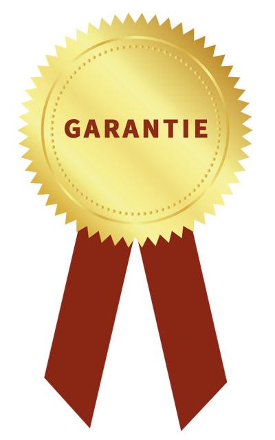 Qualität & Garantie
